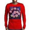 Spinel Stars (Les Chrysanthemes) Mens Long Sleeve T-Shirt
