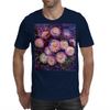Spinel Stars (Les Chrysanthemes) Mens T-Shirt