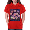 Spinel Stars (Les Chrysanthemes) Womens Polo