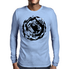 Spinning TARDIS - Doctor Who Mens Long Sleeve T-Shirt
