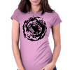 Spinning TARDIS - Doctor Who Womens Fitted T-Shirt