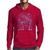 Spirits In The Night Mens Hoodie