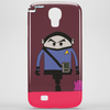 Spock Landed Phone Case