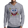 Spongebob SquarePants Yellow Face Mens Hoodie
