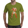 spoof 3D baby Body Mens T-Shirt