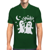 Spookie Spoken Mens Polo