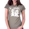 Spookie Spoken Womens Fitted T-Shirt