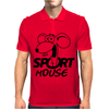 Sport Mouse Positive Mens Polo