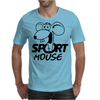 Sport Mouse Positive Mens T-Shirt