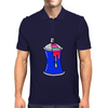 Spray Can Mens Polo