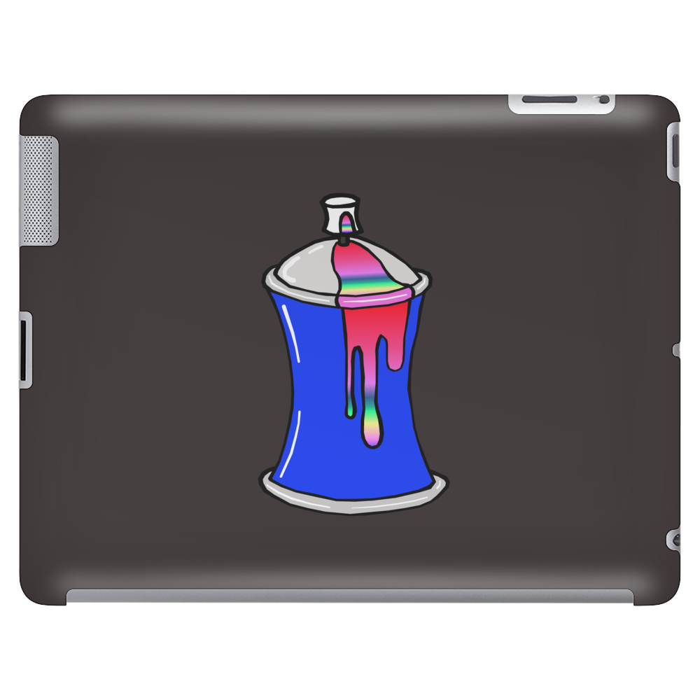 Spray Can Tablet (horizontal)