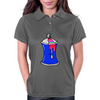 Spray Can Womens Polo