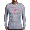 Spread Love everywhere you go. Mens Long Sleeve T-Shirt
