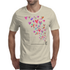 Spread Love everywhere you go. Mens T-Shirt