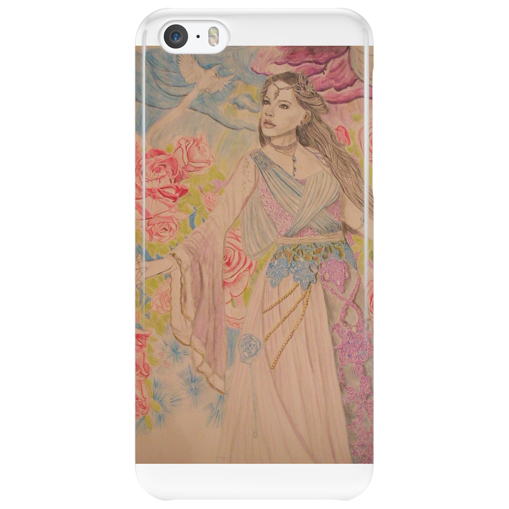 spring fairy Phone Case