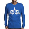 SPUTNIK SPACE Mens Long Sleeve T-Shirt