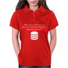 SQL Query Funny Womens Polo