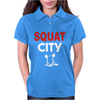 Squat City Womens Polo