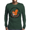 Squirrel Nut (divorce) Mens Long Sleeve T-Shirt