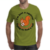 Squirrel Nut (divorce) Mens T-Shirt