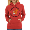 Squirrel Nut (divorce) Womens Hoodie