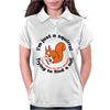 Squirrel Nut (divorce) Womens Polo