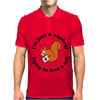 Squirrel Nut (Married) Mens Polo