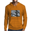 Squirrel preparing for winter. Mens Hoodie