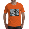 Squirrel preparing for winter. Mens T-Shirt