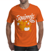 Squirrels Rule Mens T-Shirt