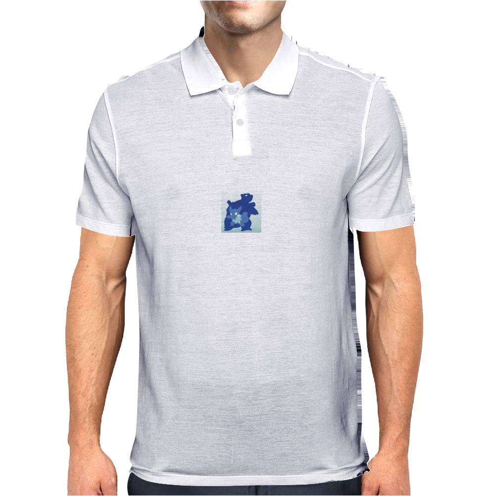 Squirtle Evolution Mens Polo