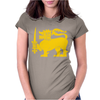 Sri Lanka International  National Country Lion Sport Flag Womens Fitted T-Shirt
