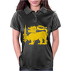 Sri Lanka International  National Country Lion Sport Flag Womens Polo
