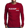 SRT 8 JEEP Mens Long Sleeve T-Shirt
