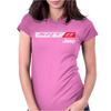 SRT 8 JEEP Womens Fitted T-Shirt