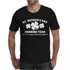 St Patricks Day Drinking Team Mens T-Shirt