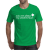 St Patricks Day Leprechaun Mens T-Shirt