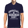 St Patrick's Day Official Drinking Shirt 2015 Mens Polo