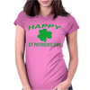 ST PATRICKS PADDYS DAY Womens Fitted T-Shirt