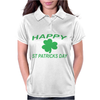 ST PATRICKS PADDYS DAY Womens Polo