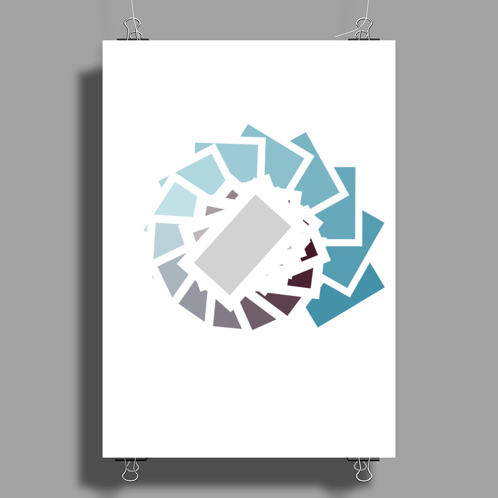 Stack Poster Print (Portrait)