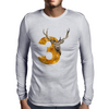 Stag No.3 Mens Long Sleeve T-Shirt