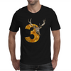 Stag No.3 Mens T-Shirt