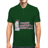 Stand Up And Fight For Bunny Rights Mens Polo