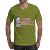 Stand Up And Fight For Bunny Rights Mens T-Shirt