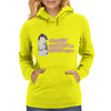 Stand Up And Fight For Bunny Rights Womens Hoodie