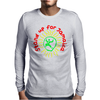 Stand up for jamaica Mens Long Sleeve T-Shirt