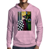 STANDING AT THE BAR  BAR SCENE Mens Hoodie