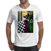 STANDING AT THE BAR  BAR SCENE Mens T-Shirt