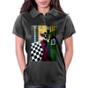STANDING AT THE BAR  BAR SCENE Womens Polo